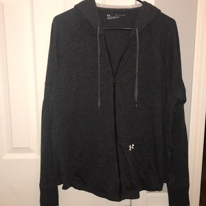 Woman's Under Armour zip up